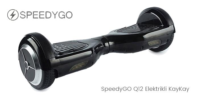 Yol arkadaşım SpeedyGO Q12 Elektrikli KayKay