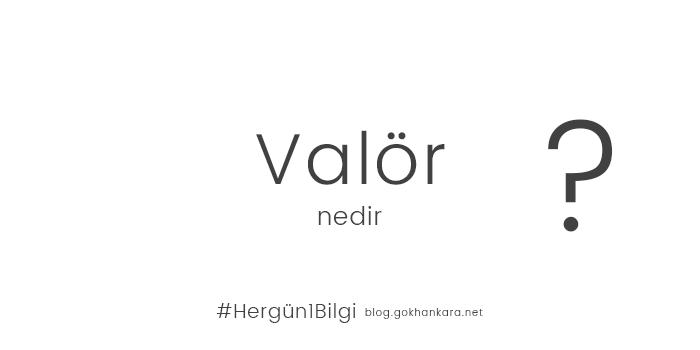 Valör